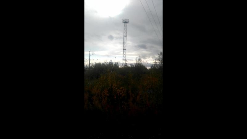 падение мачты Оленегорск