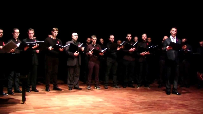 Deep River (arr. Montanari) - Marco Spotti KOMOS Coro Gay di Bologna