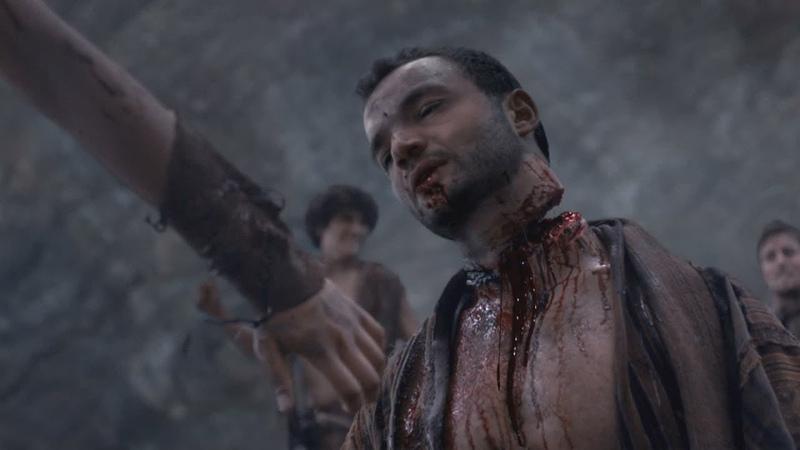 Спартак:Месть Невия против Ашура (Смерть Сирийца)