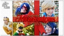 Miraculous Ladybug and Chat Noir Christmas Cosplay Music Video