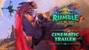 Rastakhan's Rumble Cinematic Trailer   Hearthstone