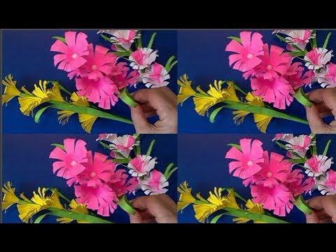 🎁Что Подарить УчителюКак сделать Подарок Учителю Своими РукамиСупер-Быстро Красивые Цветы Бумага