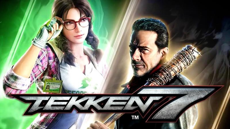 Tekken 7 - Julia Negan Official Gameplay and Date Reveal Trailer