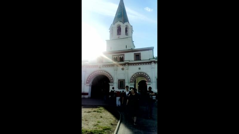 Коломенское. Церковь Вознесения Господня