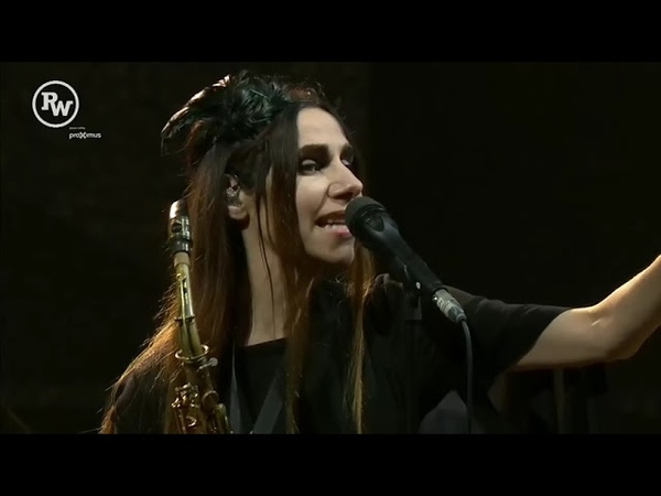 PJ Harvey — The Ministry Of Defence = Rock Werchter 2016