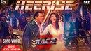 Heeriye Song Video Race 3 Salman Khan Jacqueline Meet Bros ft Deep Money Neha Bhasin