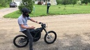 Electrek Review Sur-Ron is a monster ebike w/ 50 mile range insane speed