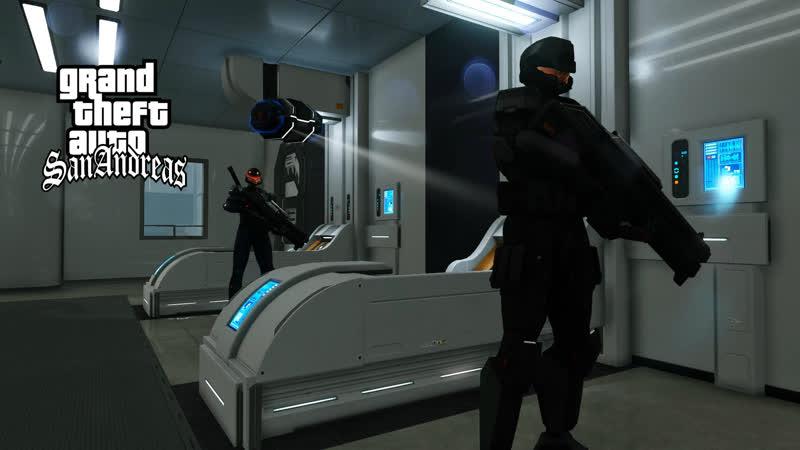 GTA DYOM New missions