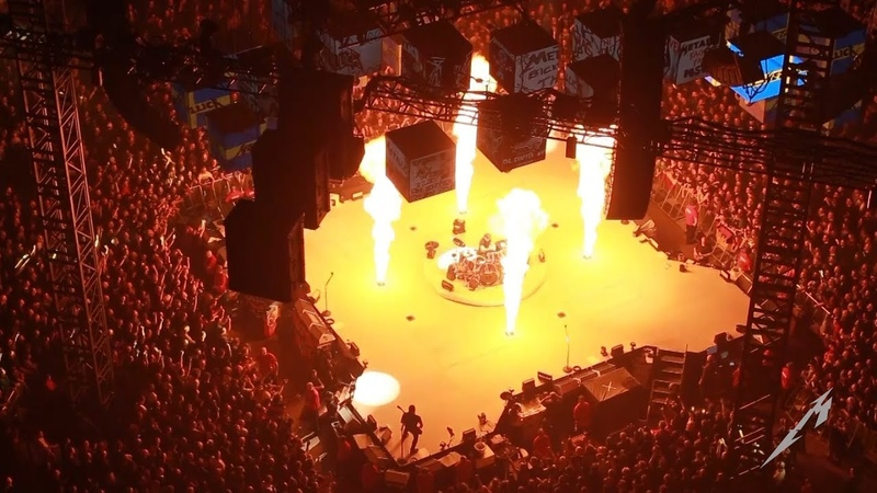 Metallica Spit Out the Bone (Stockholm, Sweden - May 5, 2018)