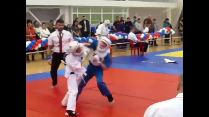 Турнир СЗФО по кудо 24 декабря 2016 Псков - дети