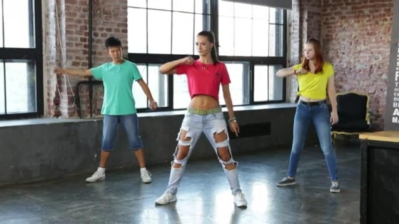 Грация и страсть - Занятие 4. Современный танец