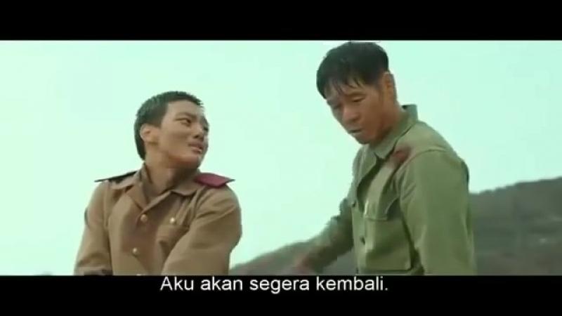 Эпичное Корейское кино Танк Т34 85 против американского истребителя Мустанг