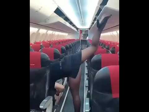 стюардесса таа шаа
