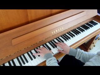 Sander Van Doorn  MOTi - Lost ( Piano Arrangement by Danny )