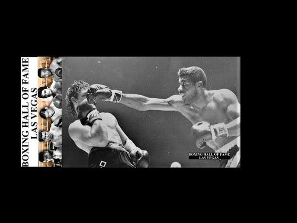 Floyd Patterson Floored But Beats Oscar Bonavena This Day February 11 1972