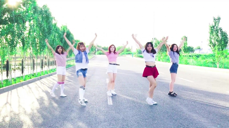 AOA - BINGLE BANGLE (빙글뱅글) dance cover by Overdose