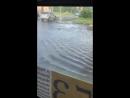 После дождя.Улица Авиаторов