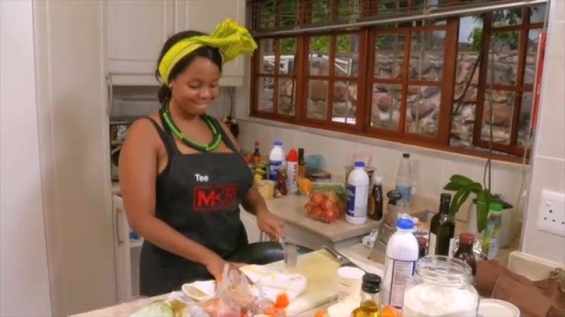 My Kitchen Rules SA Exclusive Участники о 4 дне соревнований