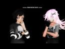 MMD Bad girls MEME Reflection of the Worlds Frouz x Rayto