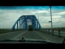 Ермолаевский мост через р.Енисей, Красноярский край.