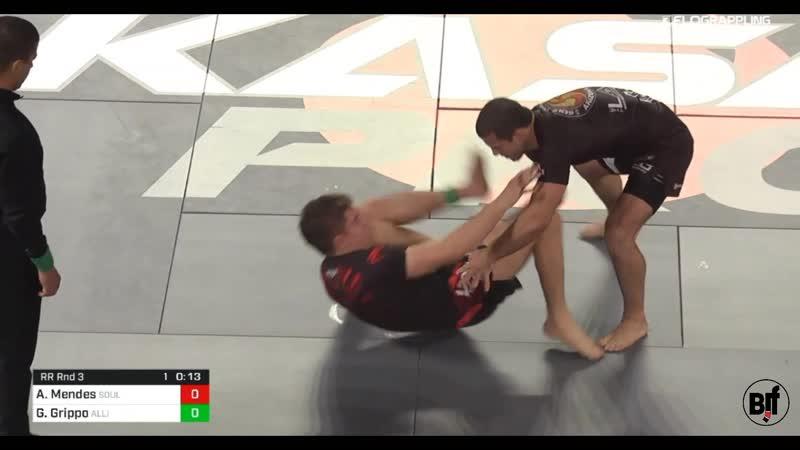 10 Augusto Mendes vs Gianni Grippo KASAIPro4