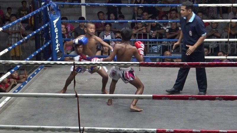 Kwanfa TigerMuayThai vs Apisit Sit Sor Tor Lek 18 5 18