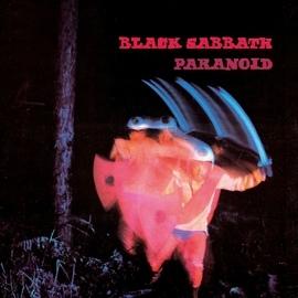Black Sabbath альбом Paranoid