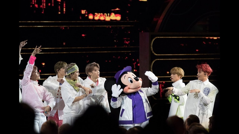 NCT 127 Regular Performance - Mickey's 90th Spectacular