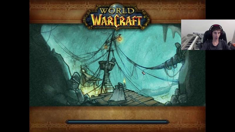 ≡6 WoW - Разбойник Эльфийка Крови 18-22 уровень World of Warcraft Ворлд оф Варкрафт