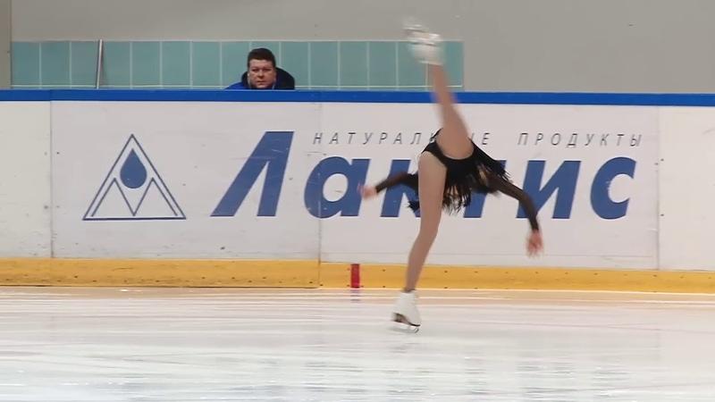 ФКР 2018 2019 KMC КП Анастасия КОСТЮК МОС