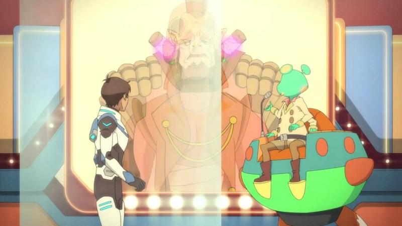 Fronda Вольтрон Легендарный защитник Voltron Legendary Defender 7x4