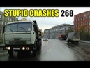 Stupid driving mistakes 268 October 2018 English subtitles