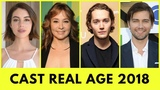Reign Cast Real Age 2018