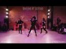 Scream - Michael Jackson Janet Jackson - Choreography By Aliya Janell - Queens N Lettos LA