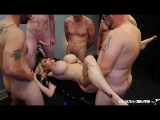 Danielle Derek - GangBang Creampie HD Blowjob Sex Suck Deep Throat Sex Анал Минет Fetish Оргия Orgy  Porno xxx