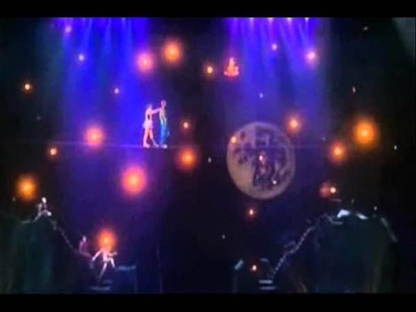 Cirque du soleil La Nouba - Liama