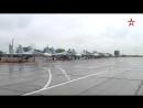 Как новейший истребитель Су-30СМ готовят к вылету_ кадры работы наземного персонала