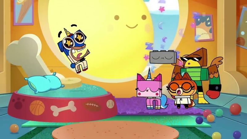 Unikitty Puppycorn Loses His Tooth Cartoon Network