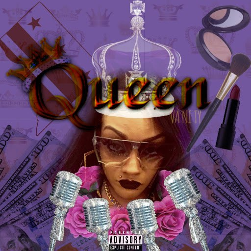 Vanity альбом Queen