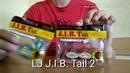 Видеообзор major craft и rapala x rap LJ ballist и J I B Tail по заказу
