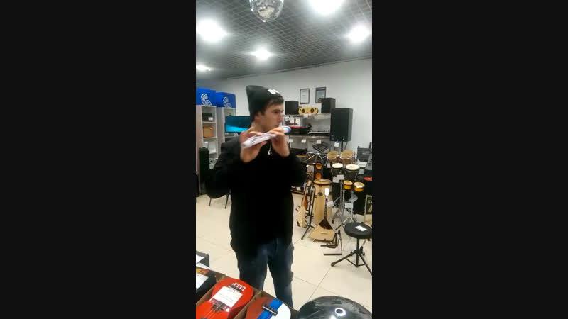 Флейта Nuvo jFlute Kit
