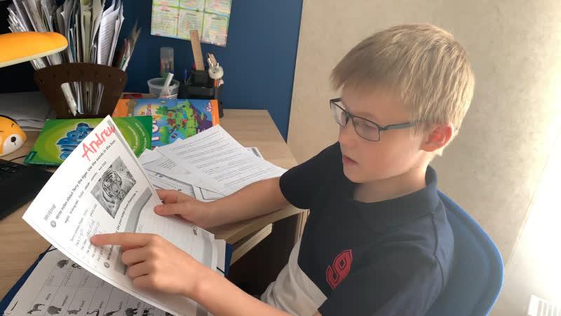 Kozhin Andrew kids starters BritanniaBestPortfolio2019