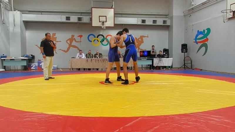 Шайгородский - Канаков 75 кг
