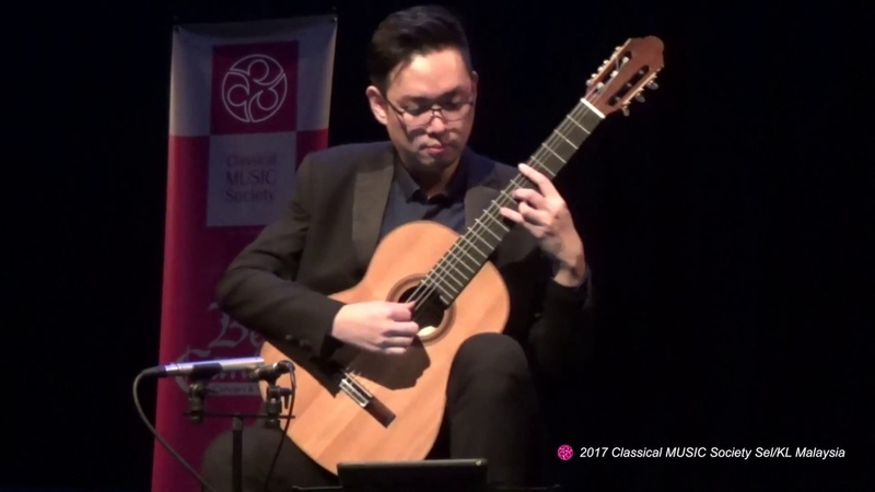 Chen Chuan - Lute Suite XIV (Silvius Leopold Weiss)