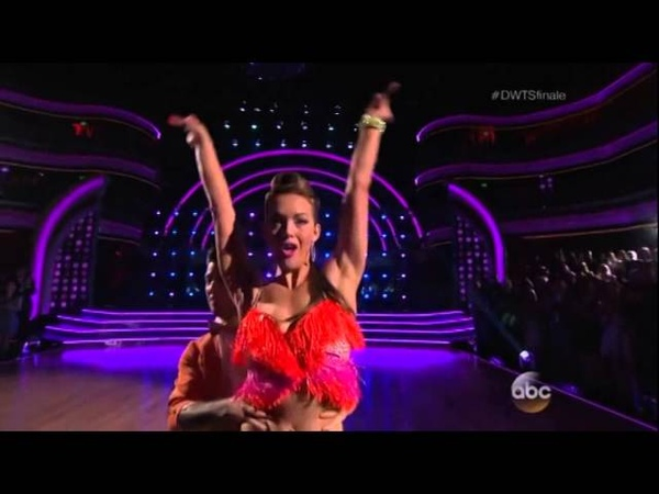 DWTS S18 Week 11 - A look back at DWTS Theme Nights - Final - Part 10/21