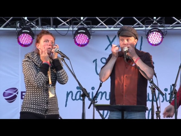 Jew's Harp Group live Valtz from Finland vargan-ekb.ru/