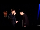 """FANCAM 12 08 18 2018 BOTH HANDS UP with B A P in Osaka"""""""
