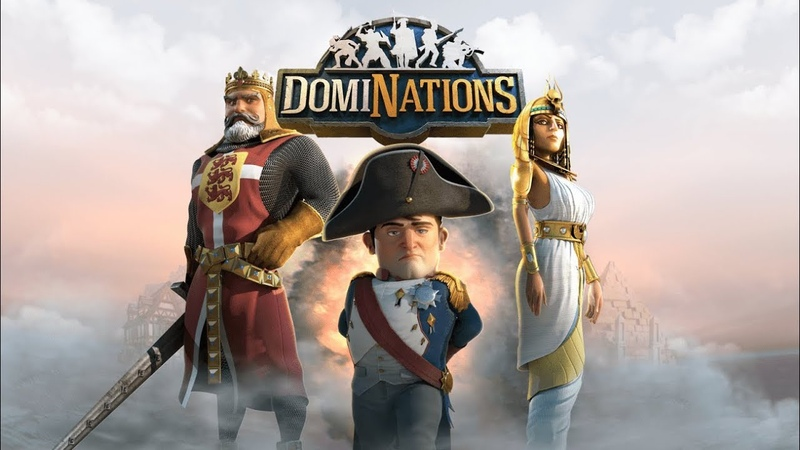 DomiNations EN First look Develop technologies forces buildings Android Strategy