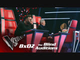 The Voice UK - 8x02 - ENG HD