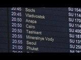 Москва и Каир возобновили полёты